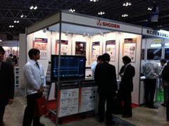 展示会「鉄道技術展2010」出展報告
