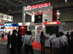 展示会「JECA FAIR 2012 第60回電設工業展」出展報告