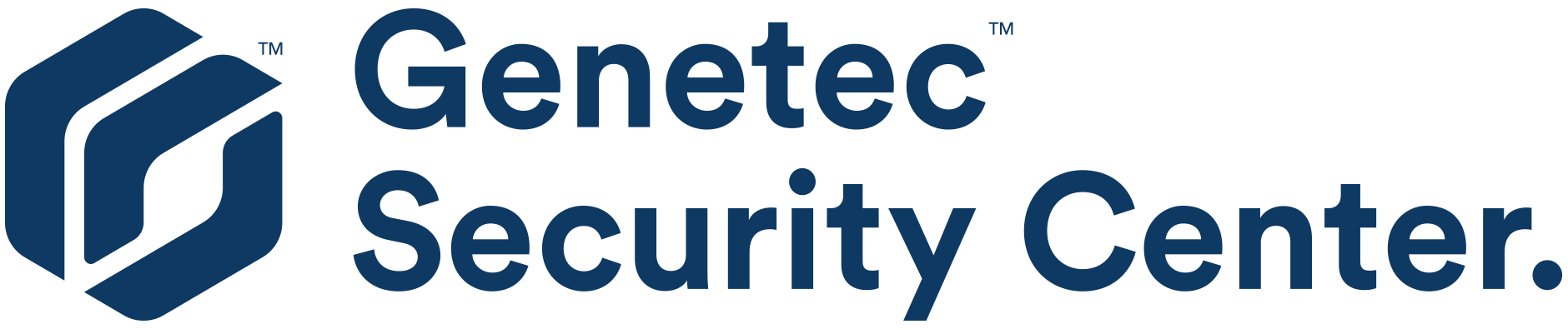 GENETEC security center
